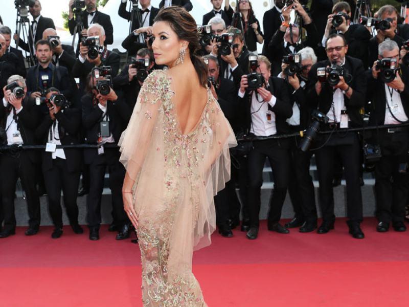 L'Oréal y Cannes: 20 años de looks llenos de glamour - L´BEAUTÉ
