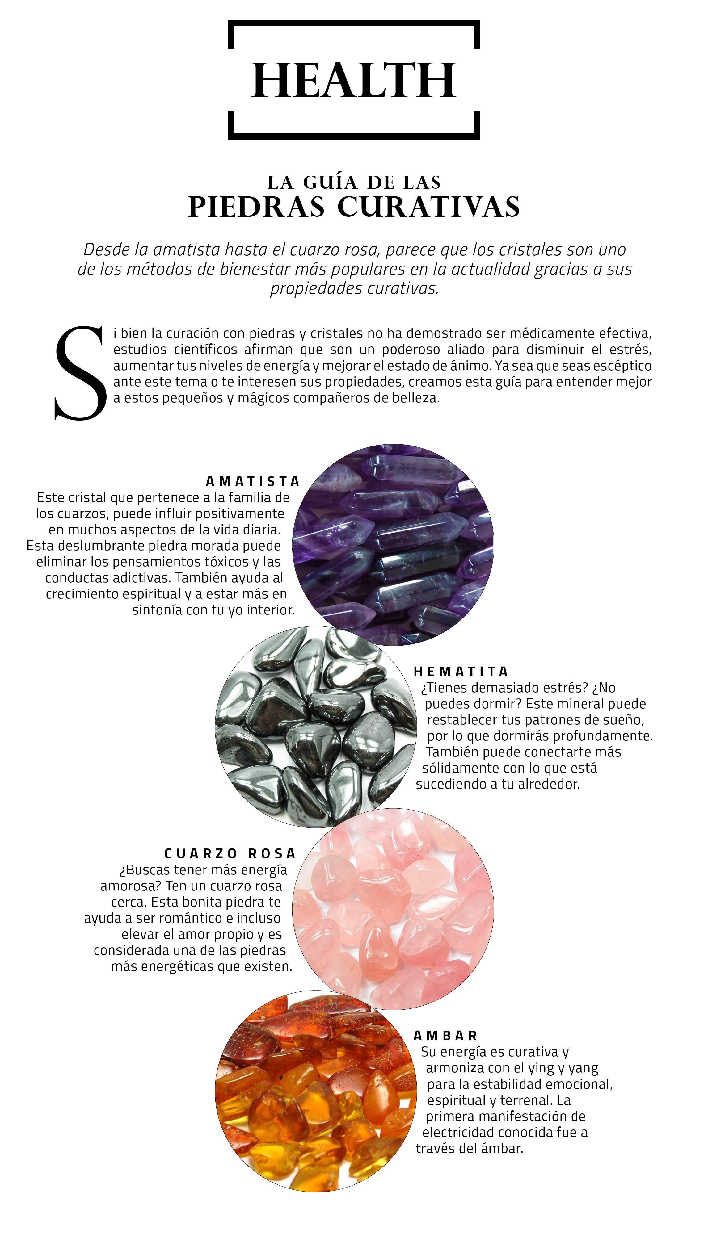 Health la gu a de las piedras curativas for Piedras curativas propiedades