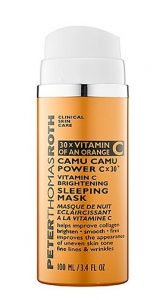 Vitamin C Sleeping Mask de Peter Thomas Roth.